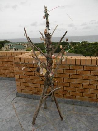2015 Xmas tree in progress
