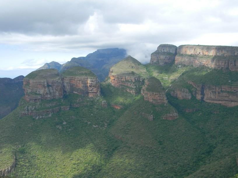 Three Rondavels, Mpumalanga, South Africa