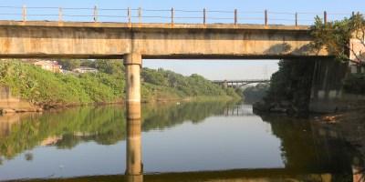 Mhlangamkulu River, Southport