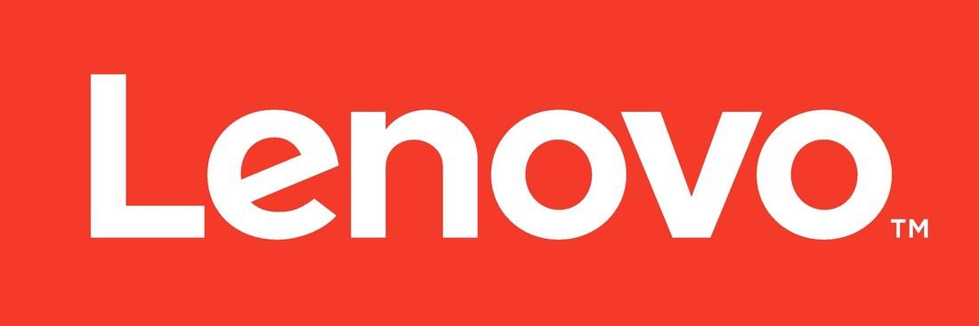 Lenovo Logo - Red