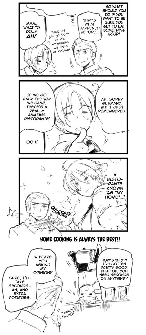 Hetalia World☆Stars – Chapter 4: Still Touring
