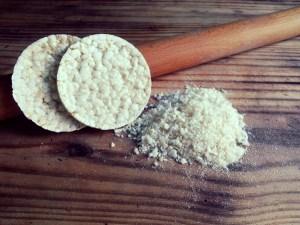 Foto: Van rijstwafel naar paneermeel