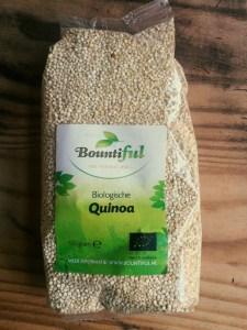 Foto:  biologische quinoa
