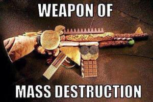Foto: voedselwapen