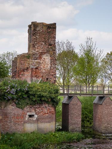 ruïne van batenburg