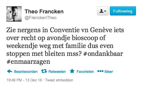 tweetfrancken