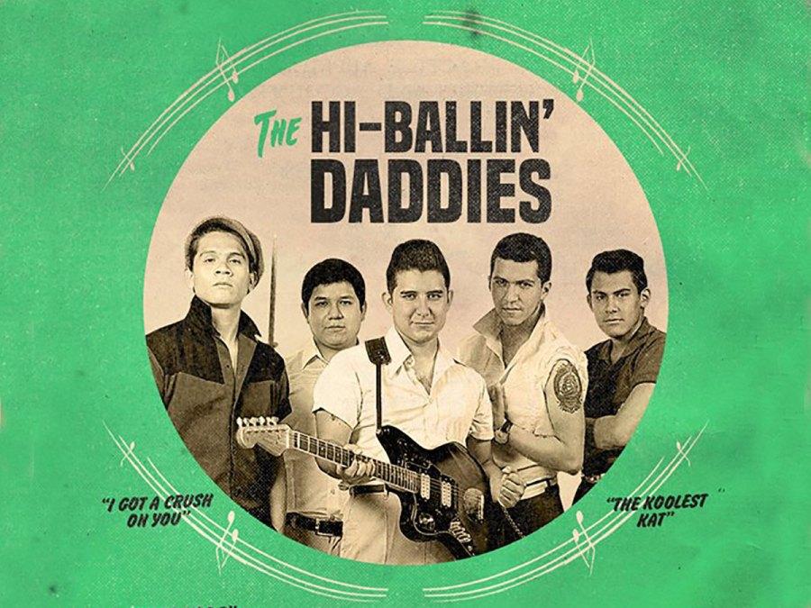 Hi Ballin' Daddies, Mexico, Wervershoof, Live muziek, Cafe