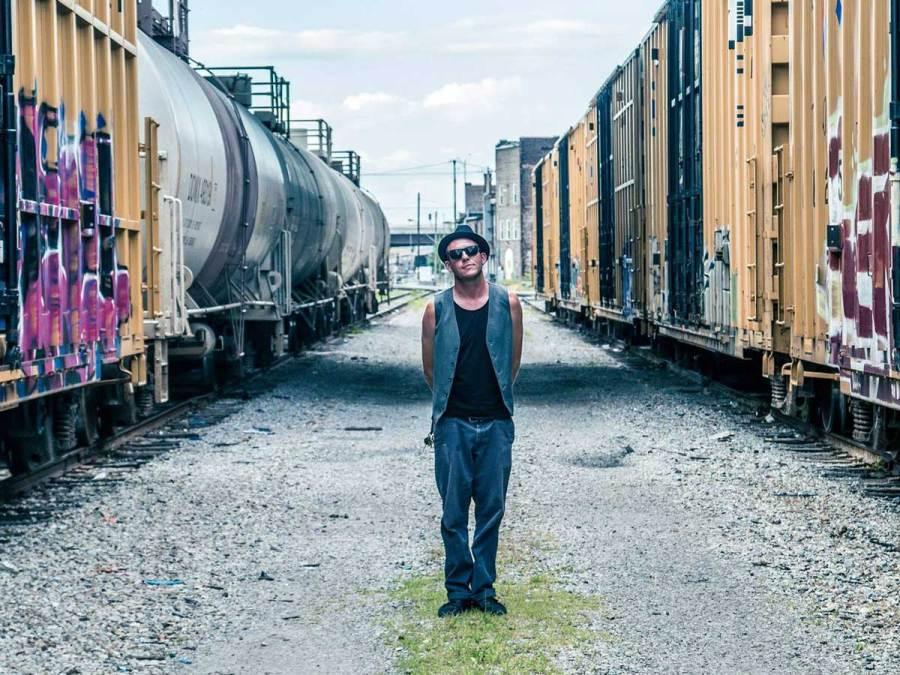 Jonny Monster, Wervershoof, Knoxville, Bluesrock, Blues