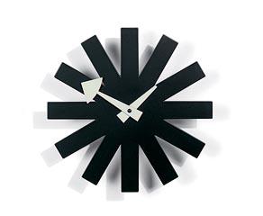 Vitra design klokken George Nelson