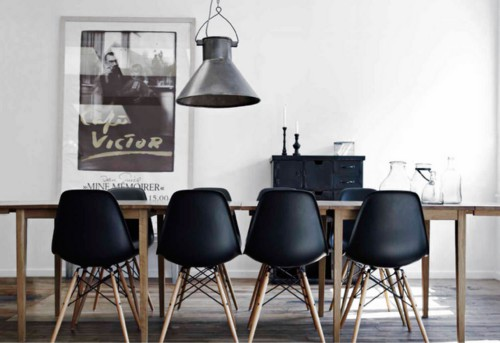 Vitra Eames Plastic Chair DSW