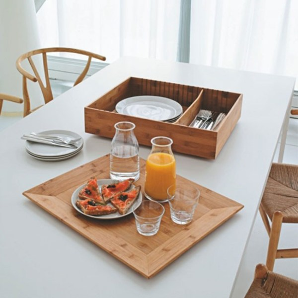 Alessi Fat tray opbergbox en dienblad