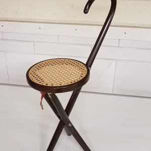 Thonet wandelstokstoel klapstoel