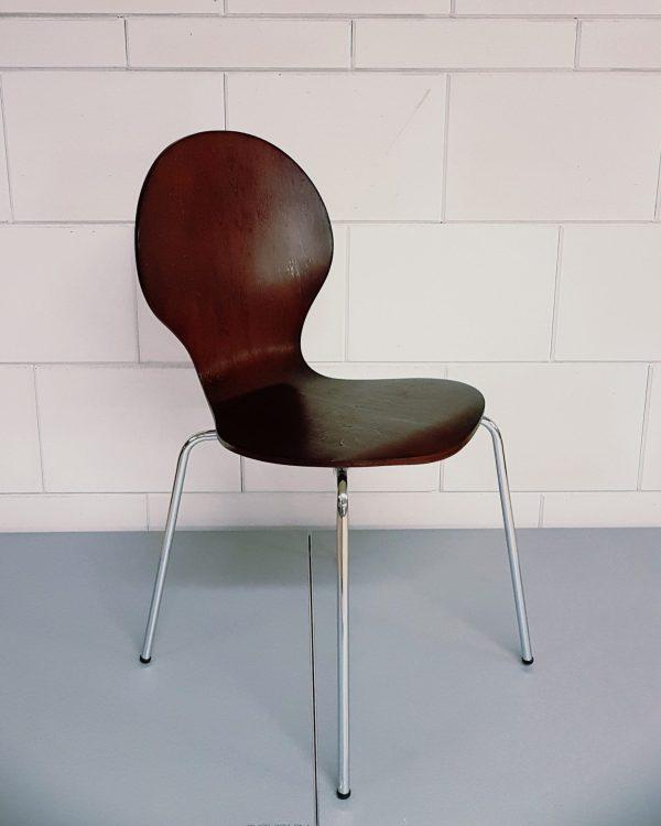 Design stoel Great kuipstoel wenge