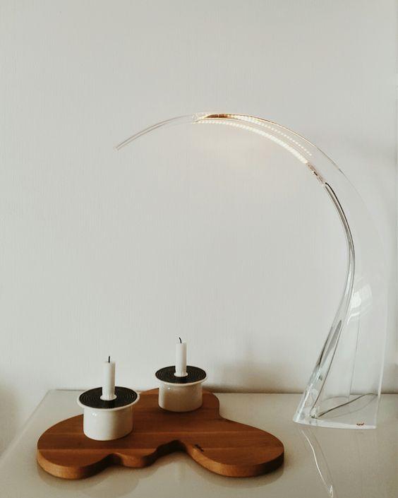 Kartell Taj LED bureaulamp