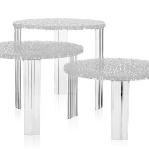 Kartell T-table salontafel