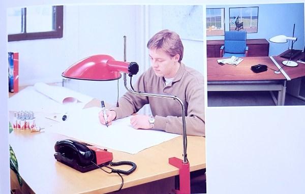 Fagerhults Viktor bureaulamp