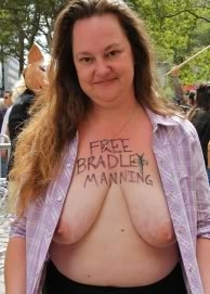 free bradley manning boobs