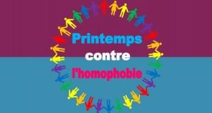 Printemps contre l'homophobie