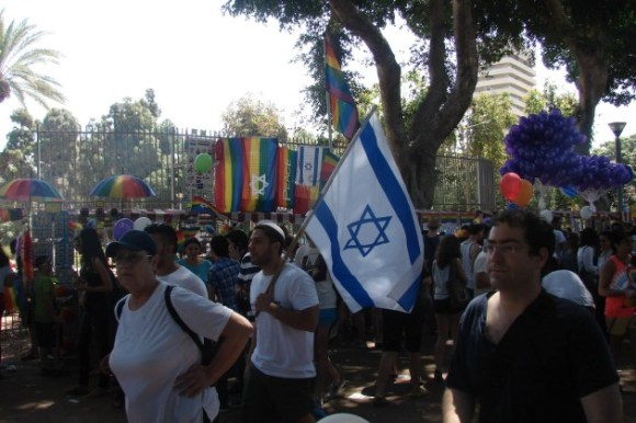 Gay Pride Tel-Aviv pinkwashing