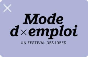 Mode d'emploi un festival des idees villa gillet subsistances lyon heteroclite novembre 2014 sister