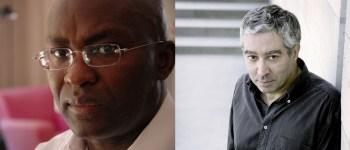 achille Mbembe credit David Harrison - editions La Decouverte Didier Eribon credit Patrice Normand - Opale - editions Fayard