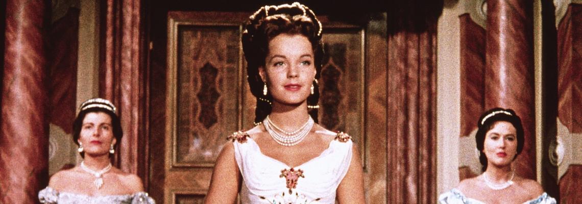 princesse sissi romy schneider 1956