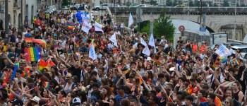 Marche des Fiertés Grenoble Pride Festival 2017 3 crédit Yannick Picconatto - Centre LGBTI de Grenoble