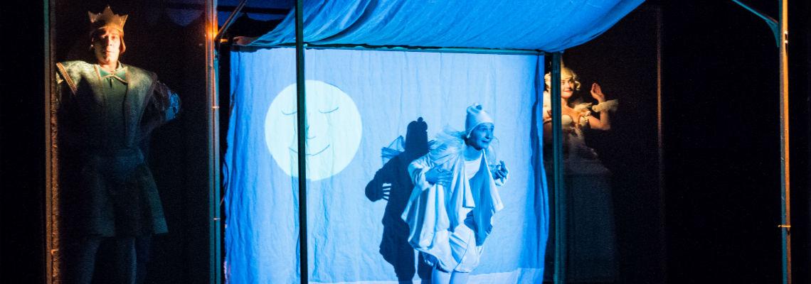 Fille ou garçon that is (not) the question photo La Barak'A Théâtre Hétéroclite Lyon 2018