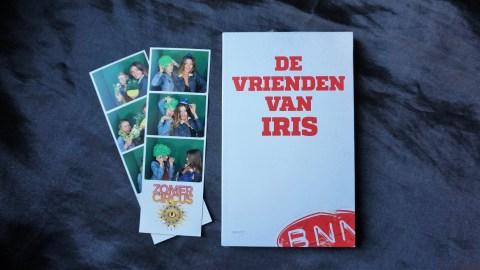 BNN vriendenboekje foto van voorkant