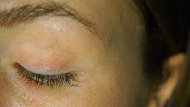 eylure lash pro individuals wimperstukje op oog