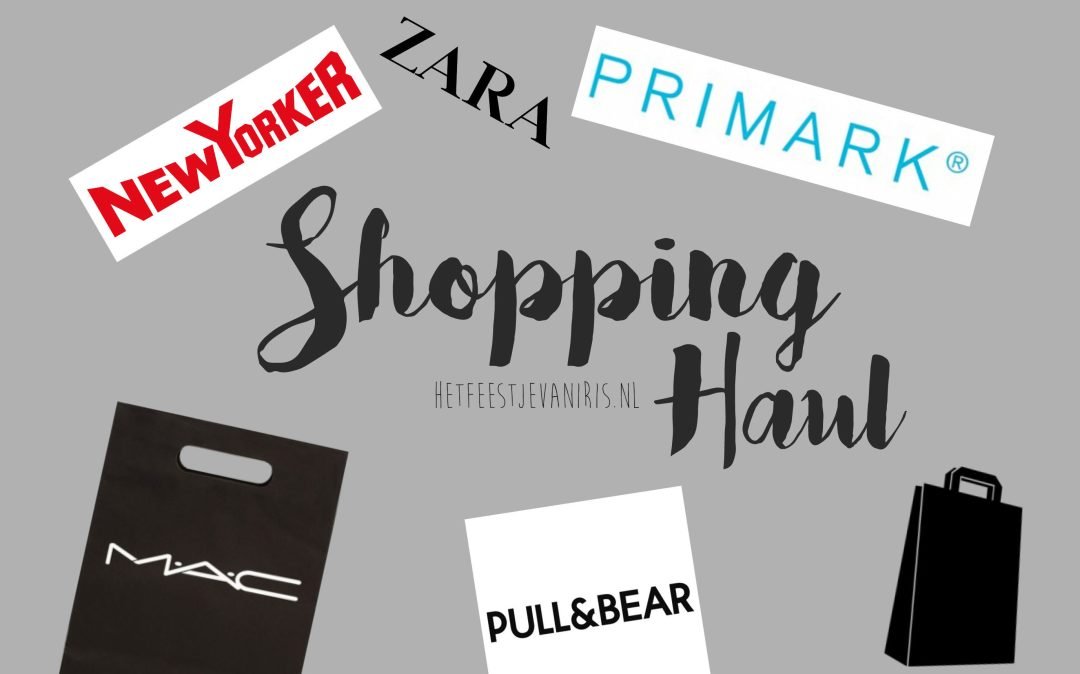 new yorker, zara, primark, MAC, pull and Bear