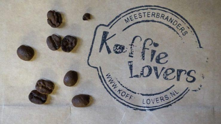 koffie lovers stage