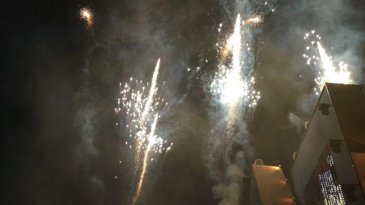 Awakenings festival foto's fotoblog iris huijkman het feestje van iris vuurwerk