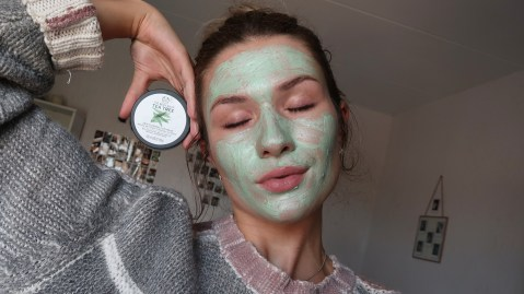 The Body Shop Tea Tree Face Mask Tea Tree Face Mask Tea Tree Face Mask Tea Tree Skin Clearing Clay Mask - Tea Tree Masker