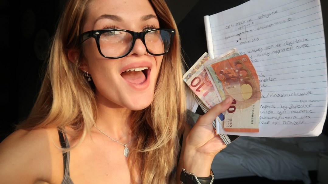 Studeren rijk worden stuvia geld verdienen Samenvattingen