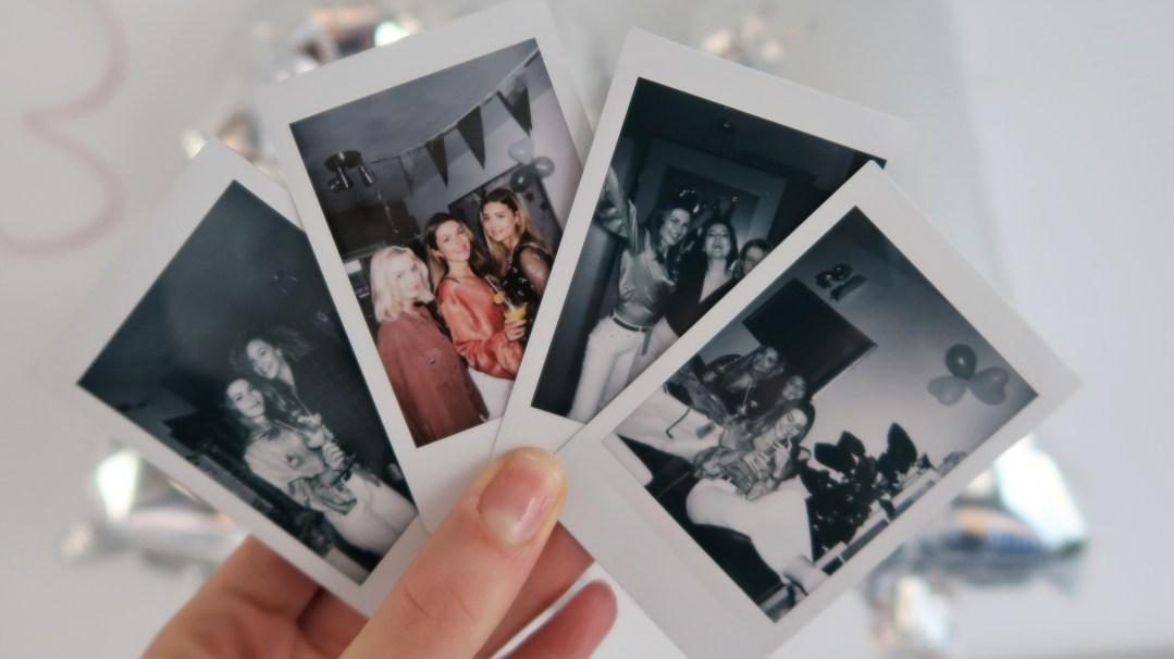 21 Diner brunch thuishaven polaroids Instax mini 8
