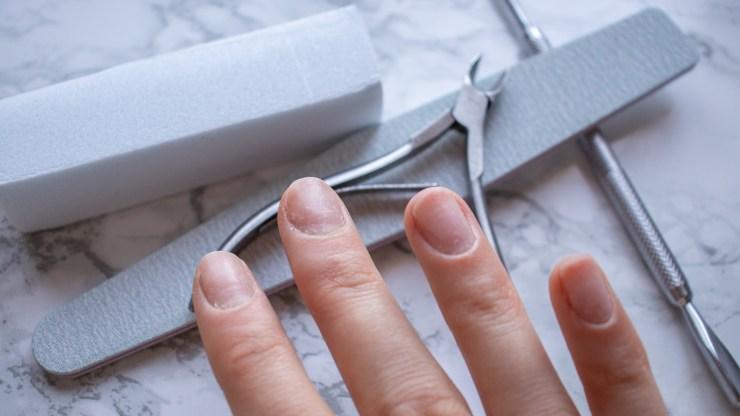 Gemakkelijk thuis gel nagels Aprés Gel-X System (DUPE) Nep