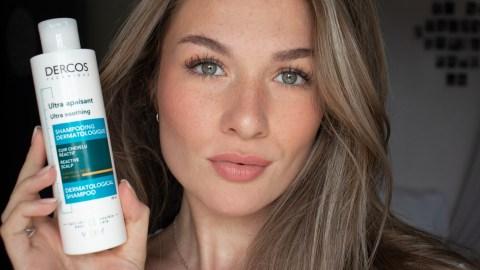 Vichy Dercos anti-roos jeukende hoofdhuid shampoo (3)