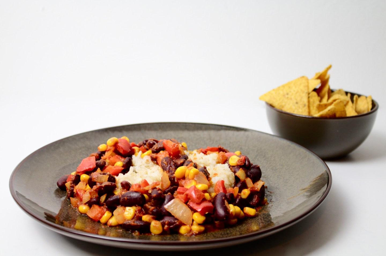 Recept | Chili sin carne