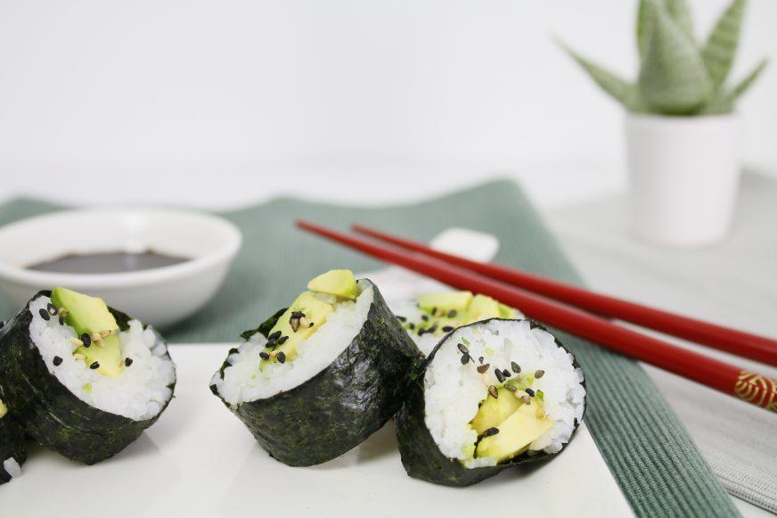Recept | Zelf Vegan Sushi maken