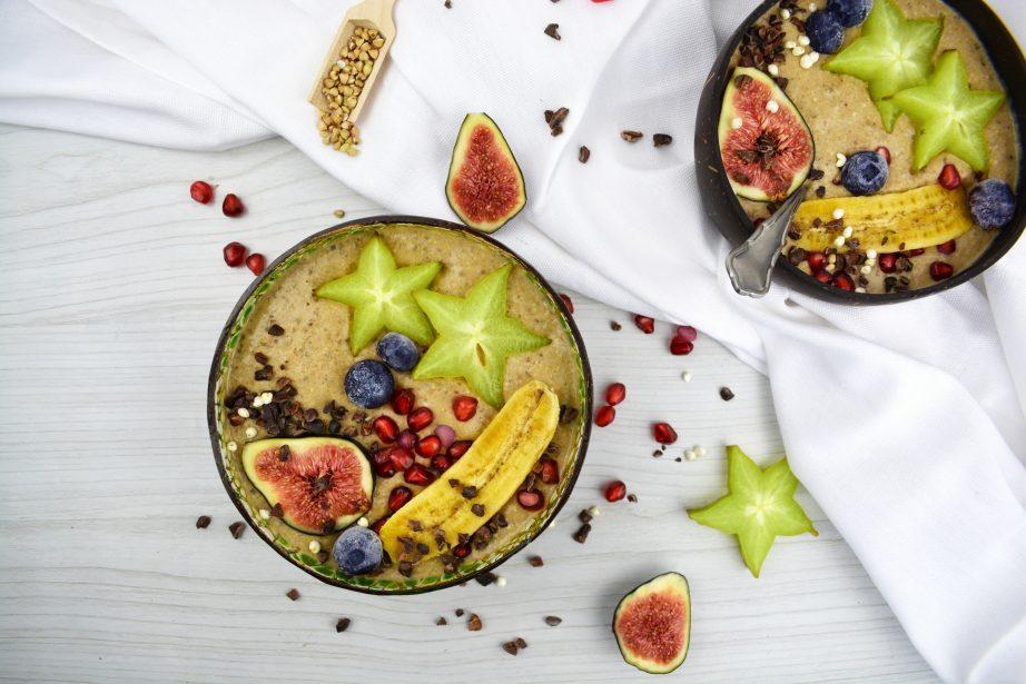 Recept | Vegan breakfast bowl van Plantbasedbrekkie