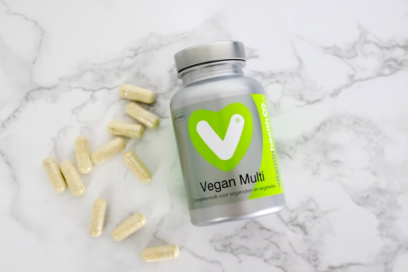 vegan vitaminepillen