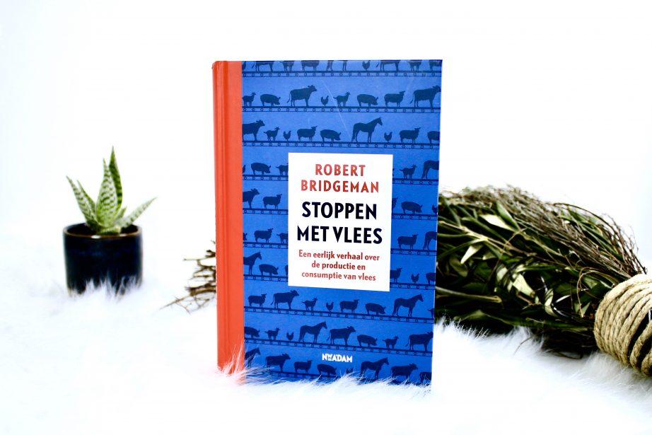 Boekrecensie | Stoppen met vlees – Robert Bridgeman