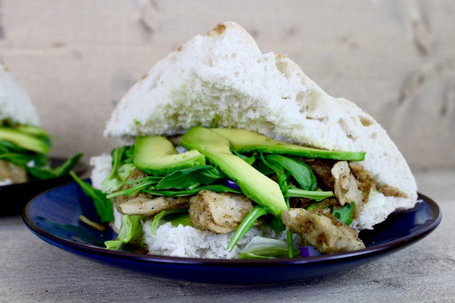 Recept | De lekkerste vegan club sandwich