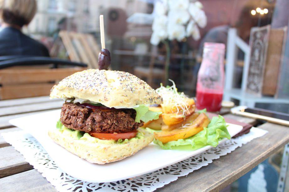 vegan hotspots parijs rawcakes