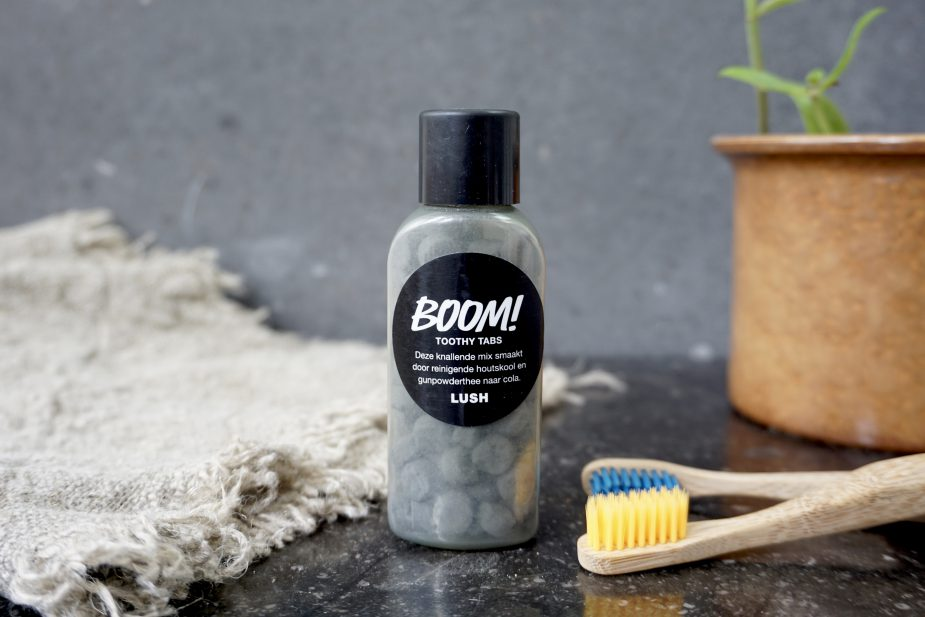 Review | Boom! Toothy Tabs – Lush