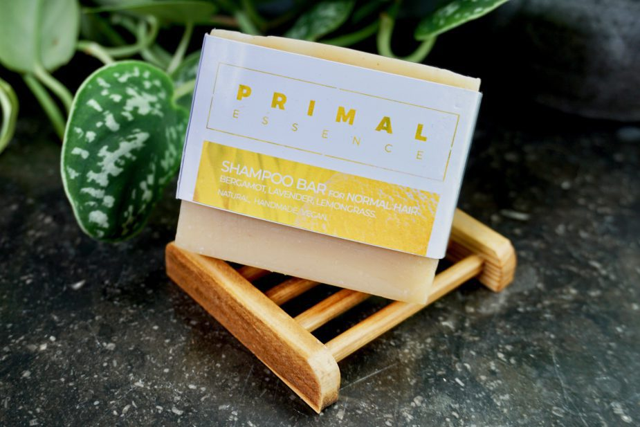 ZustainaBox shampoobar primal essence
