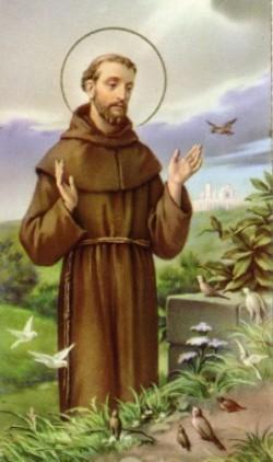 Afbeeldingsresultaat voor franciscus van assisi
