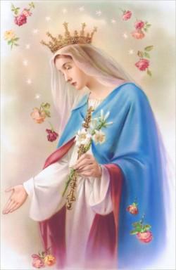 Maria Koningin  hetkatholiekegeloof