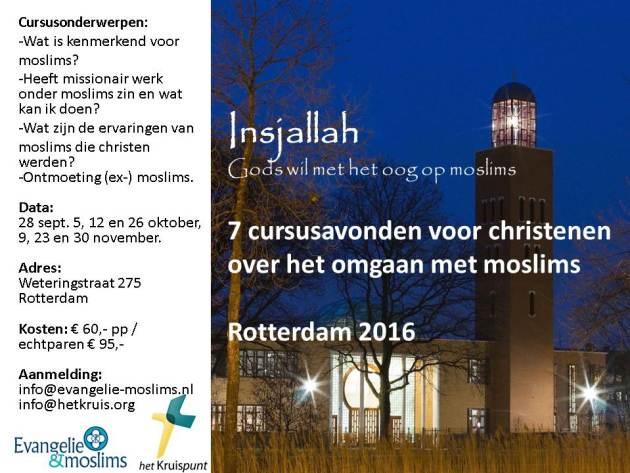 160825 Insjallah-cursusdia - Rotterdam JPG